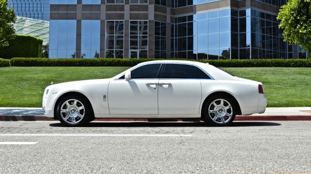 Rolls Royce Ghost 777 Exotics Car Rental