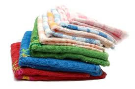 Towels for your elderly clients shower