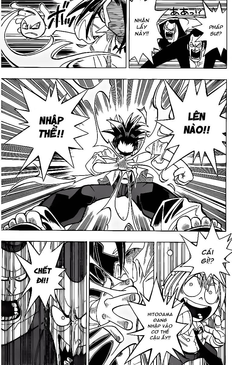 Shaman King [Vua pháp thuật] chap 1 trang 48