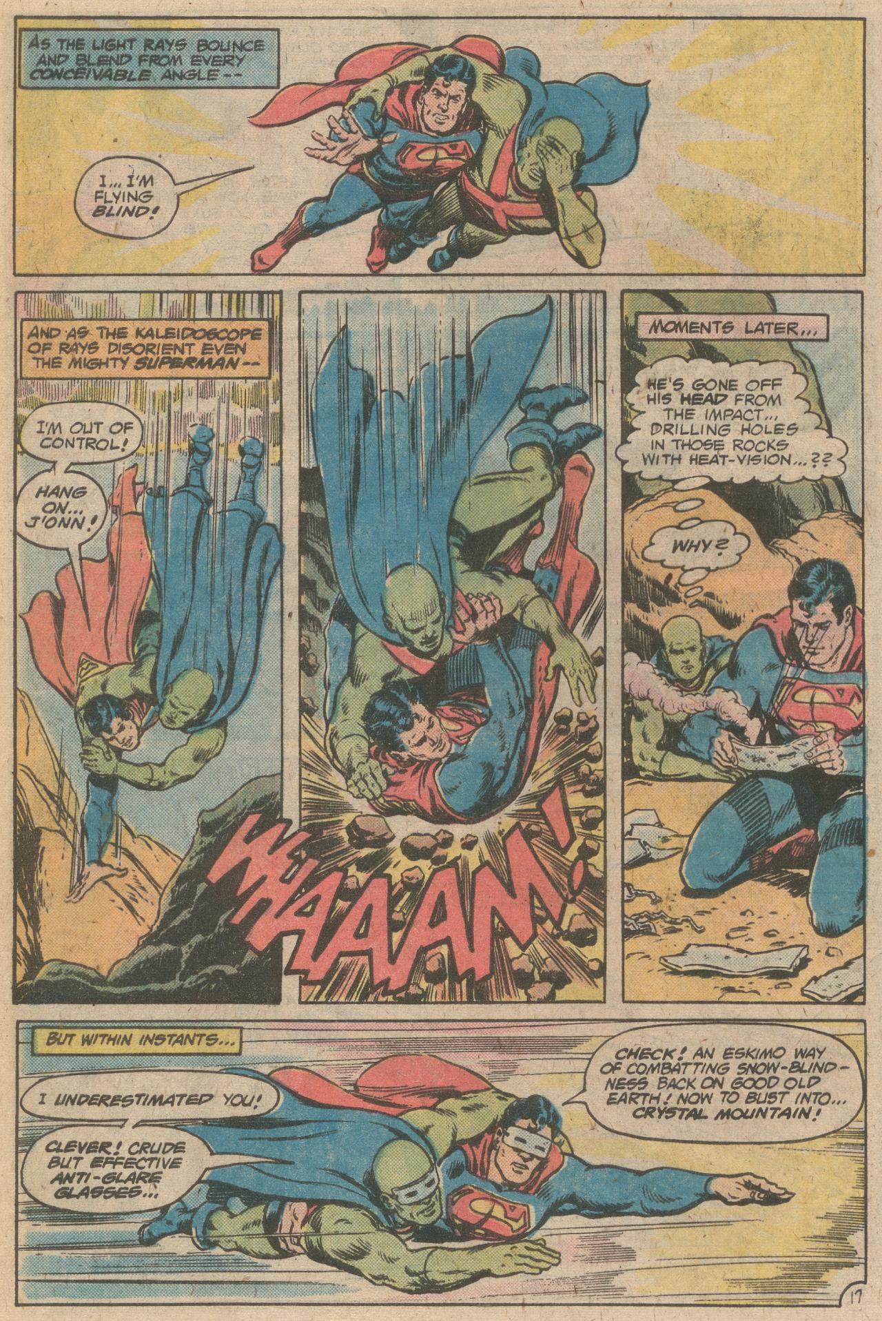 Read online World's Finest Comics comic -  Issue #245 - 19