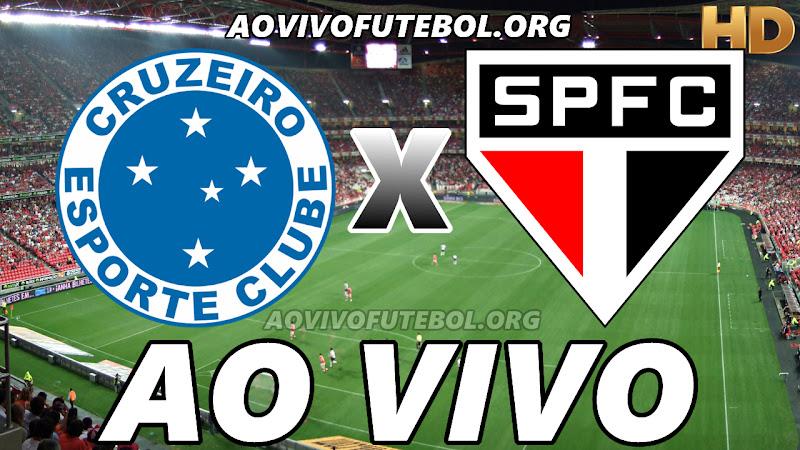 Cruzeiro x São Paulo Ao Vivo HD TV PFC