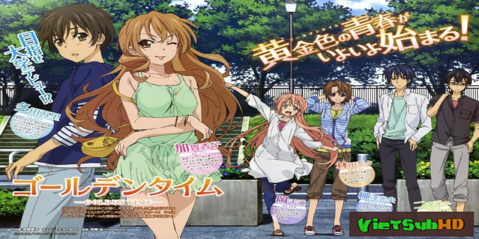 Phim Golden Time Full 24/24 VietSub HD | Golden Time 2014