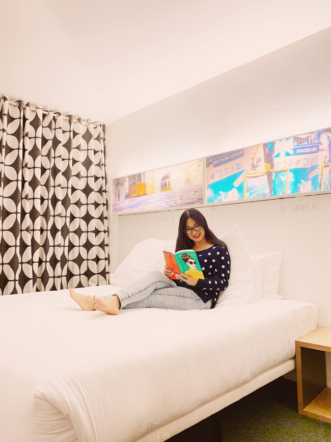 Where to stay in Lisbon - Gat Rooms Rossio - room interior