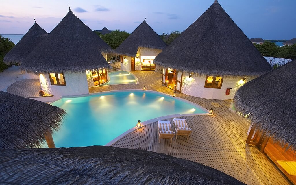 Keindahan Maldives