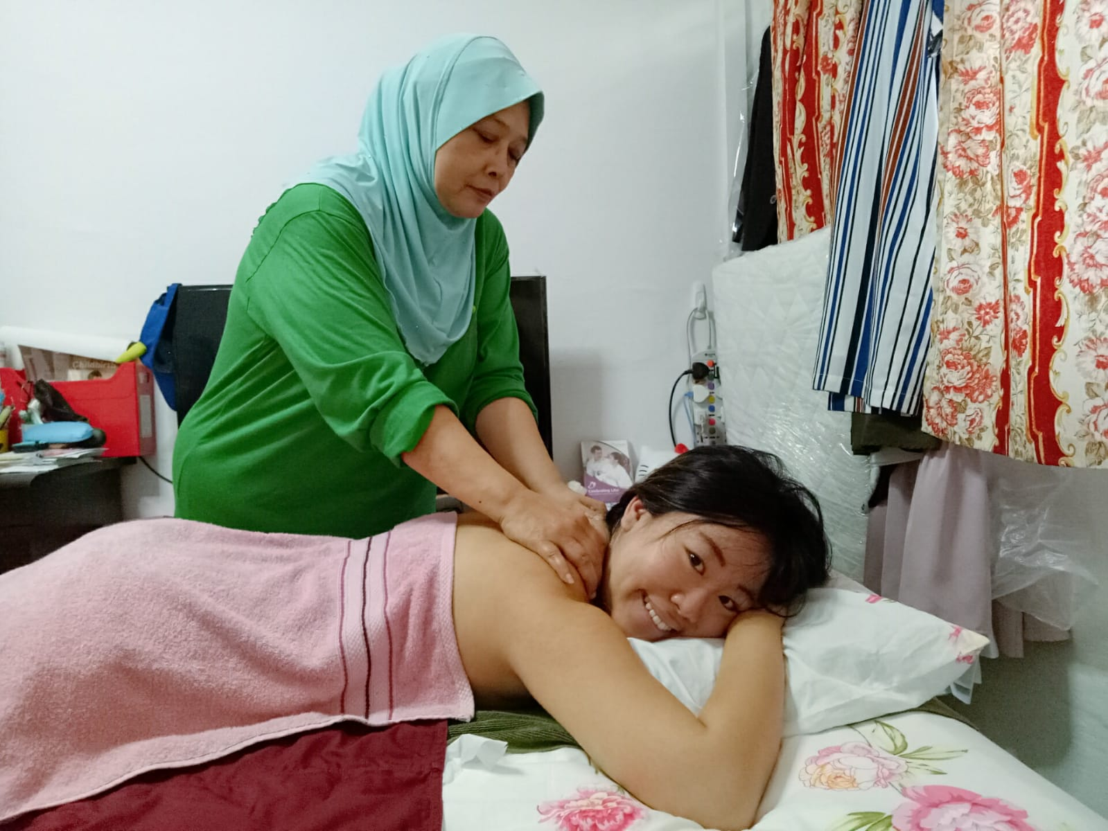 All Babe Massage prenatal and postnatal massages : are they worth it? my