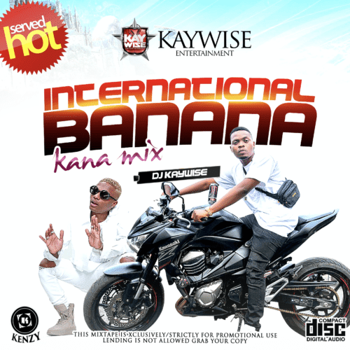 [Mixtape] DJ Kaywise – Kana Mix - MP3MADE.COM.NG