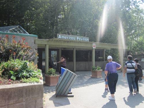 Americas Pavilion