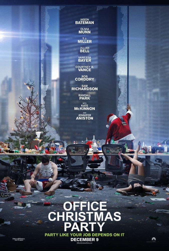 Office Christmas Party [2016] [DVD9] [NTSC] [Latino]