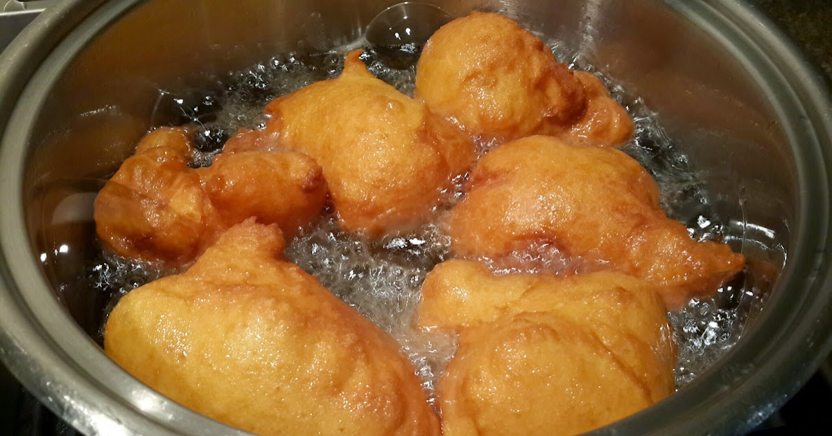 Kathryn's Foodies Channel: Vetkoek made with Baking Powder for Lazy Sunday Nights