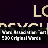 Word Association Test Examples With Sample Answers #2 |Word Association Test