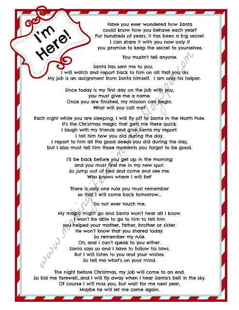 letter+from+santajpg (310×400) Elf Pinterest Shelf ideas - bid templates