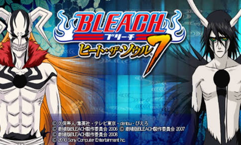 TÉLÉCHARGER BLEACH HEAT THE SOUL 6 PSP CSO