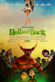 Nonton Film Online Hell and Back (2015)