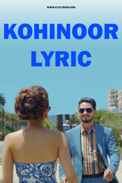KOHINOOR LYRIC | Kulwinder Billa | Sukh Sanghera | The Boss | Video