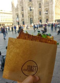 Milano e lo street food