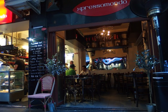Xpresso Mondo - Review - Degraves St (CBD)