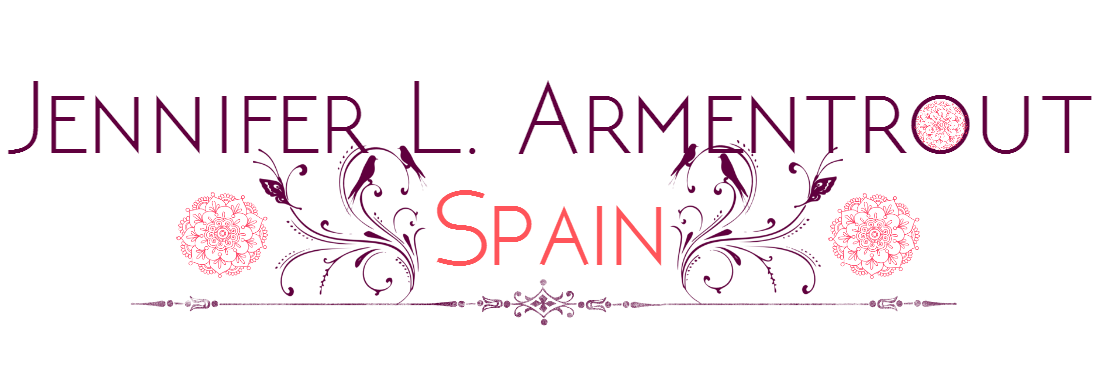 Jennifer L. Armentrout Spain