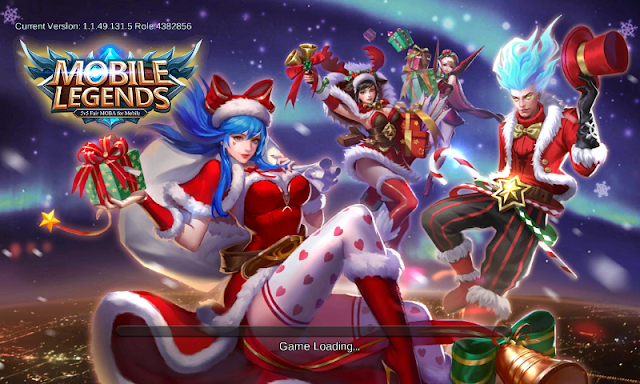 Mobile Legends: Bang bang Loading Screen