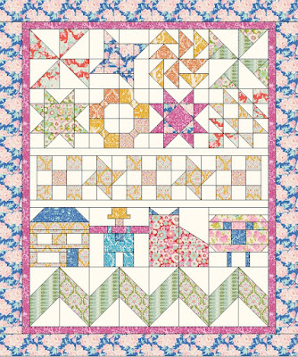 The Beginnings Quilt Along - A Free Quilt Along for Beginning Quilters