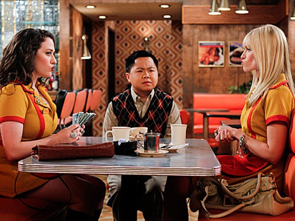 2 Broke Girls - Season 1 Episode 05: And the '90's Horse Party