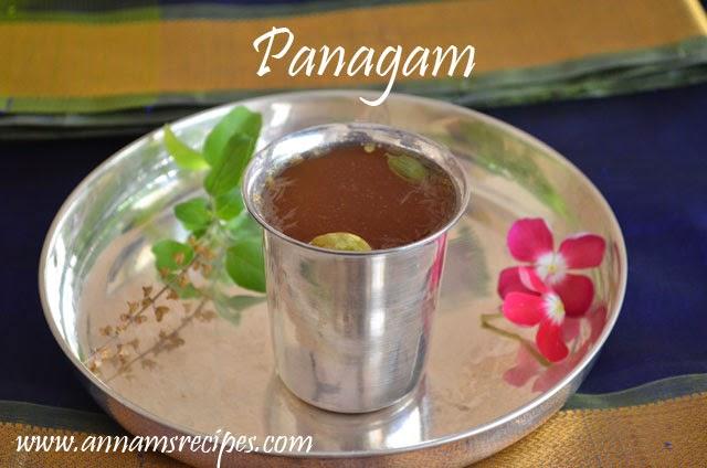 Panagam / Panakam
