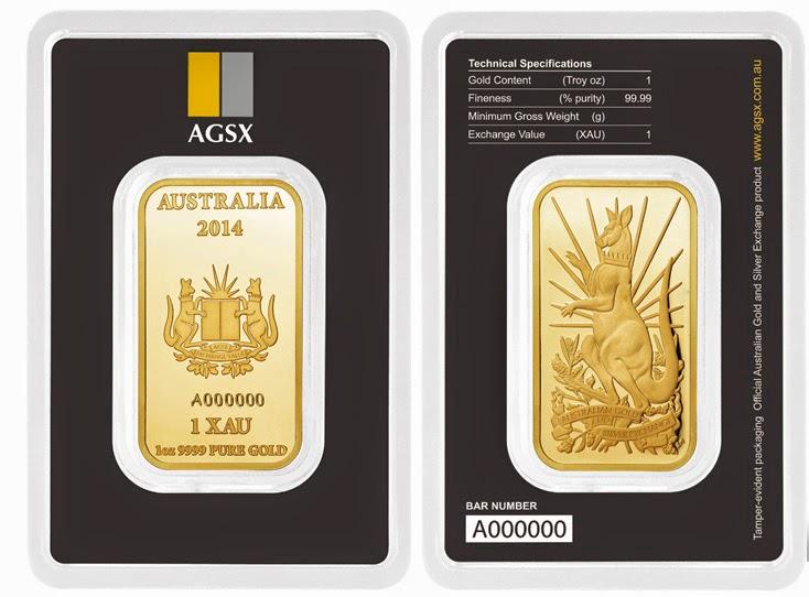 Australia Gold: AGSX (Australian Gold and Silver Exchange ...