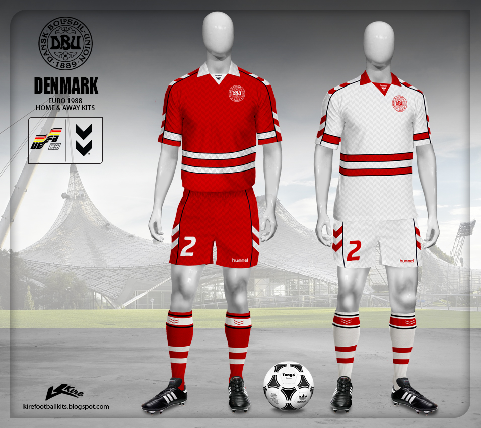 b5abfa5ee This Hummel kit was so successful as the denmark participation