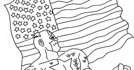 disney captain america coloring pages - photo#32