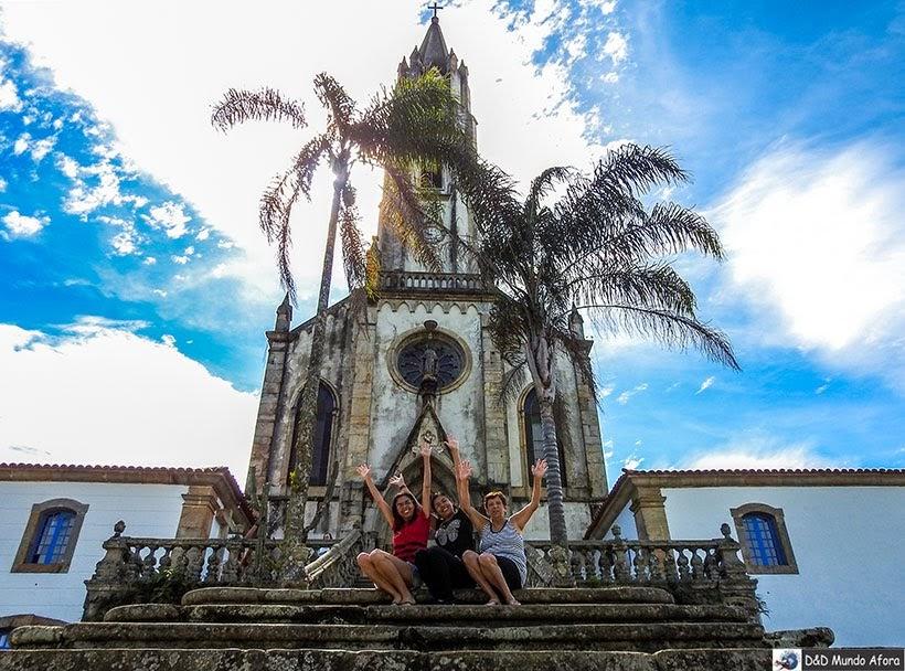 Santuário do Caraça, Minas Gerais - Retrospectiva 2018: as melhores viagens do ano