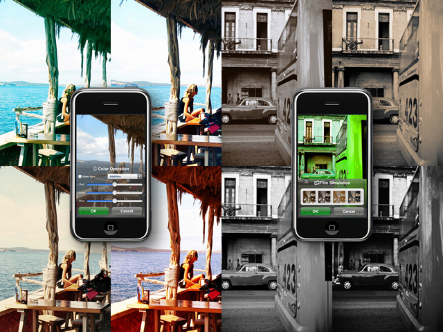 Top Mobile apps for photographers Film Lab