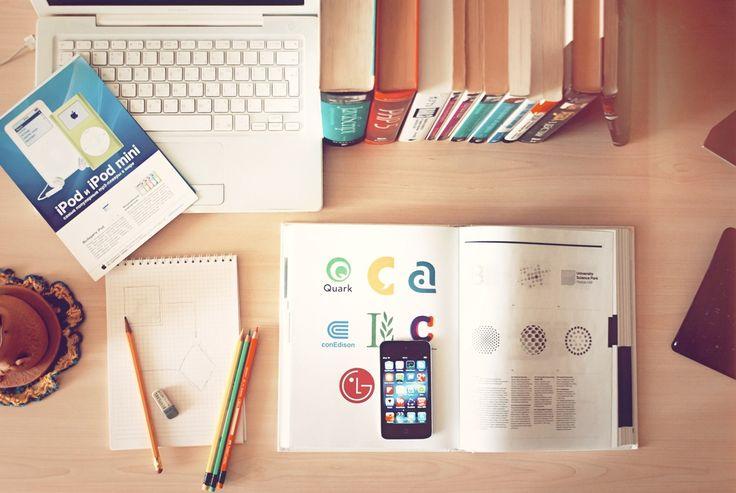 30 Libros Gratis De #DiseñoGráfico Que Debes Tener