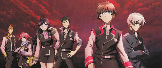 Kakumeiki Valvrave 2nd Season ( Season 2 ) BD Sub Indo : Episode 1-12 END | Anime Loker