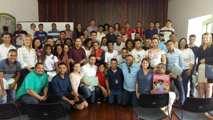 SÃO LUÍS: Coordenação de Juventude de Caxias participa do lançamento da Campanha Juventude Prevenida