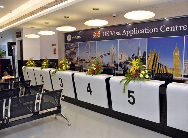 Get Walk-in Offline Appointment for UK VISA Case Submission