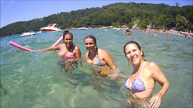 Praias de Porto Belo