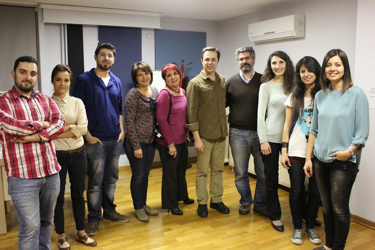 Metin Yavuzoğlu ve Yaratıcılık - Dialog Anlatım İletişim