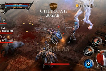 Download Game Android BLOODWARRIOR APK Mod+OBB (unlimited Money)