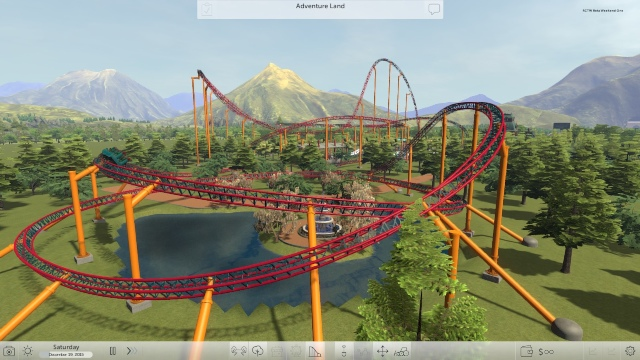 Download Roller Coaster Tycoon World PC Gameplay