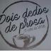 """CONVITE: """"DOIS DEDOS DE PROSA, O CAFÉ DA UFOB"""""""