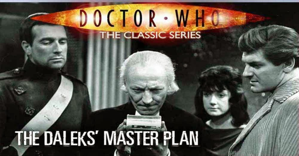 Doctor Who 021: The Daleks Master Plan