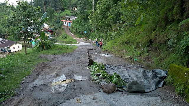Labdah to Jogighat road near Gram Sevak Primary school