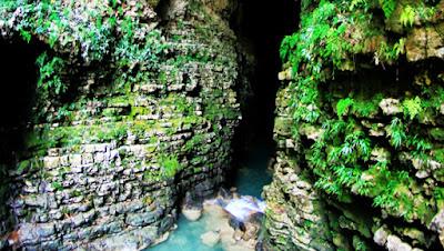 Cave Tubing Kalisuci Semanu, Gunungkidul, Yogyakarta, Indonesia