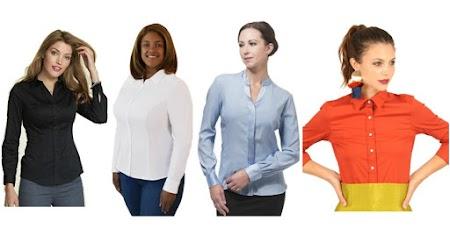 Bagi Wanita Gemuk Begini 4 Tips Memilih Blus Wanita yang Tepat