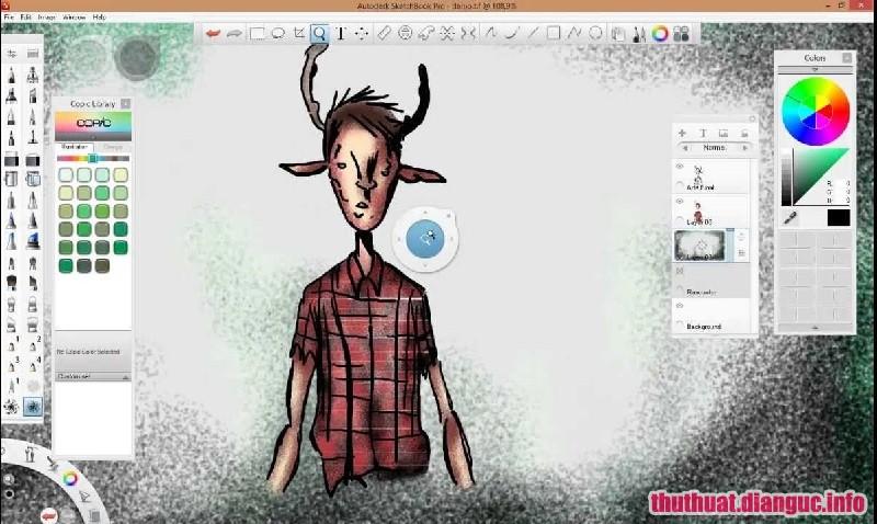 Download Autodesk SketchBook Pro 2020 Full Crack, Autodesk SketchBook Pro, Autodesk SketchBook Pro 2020, Autodesk SketchBook Pro 2020 full key, Autodesk SketchBook Pro 2020 free download, công cụ dễ sử dụng để phác thảo