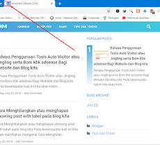 Cara Cepat dan Mudah Membuat Favicon Text Untuk Blogger Kita