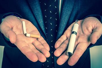 Quit Smoking, start vaping