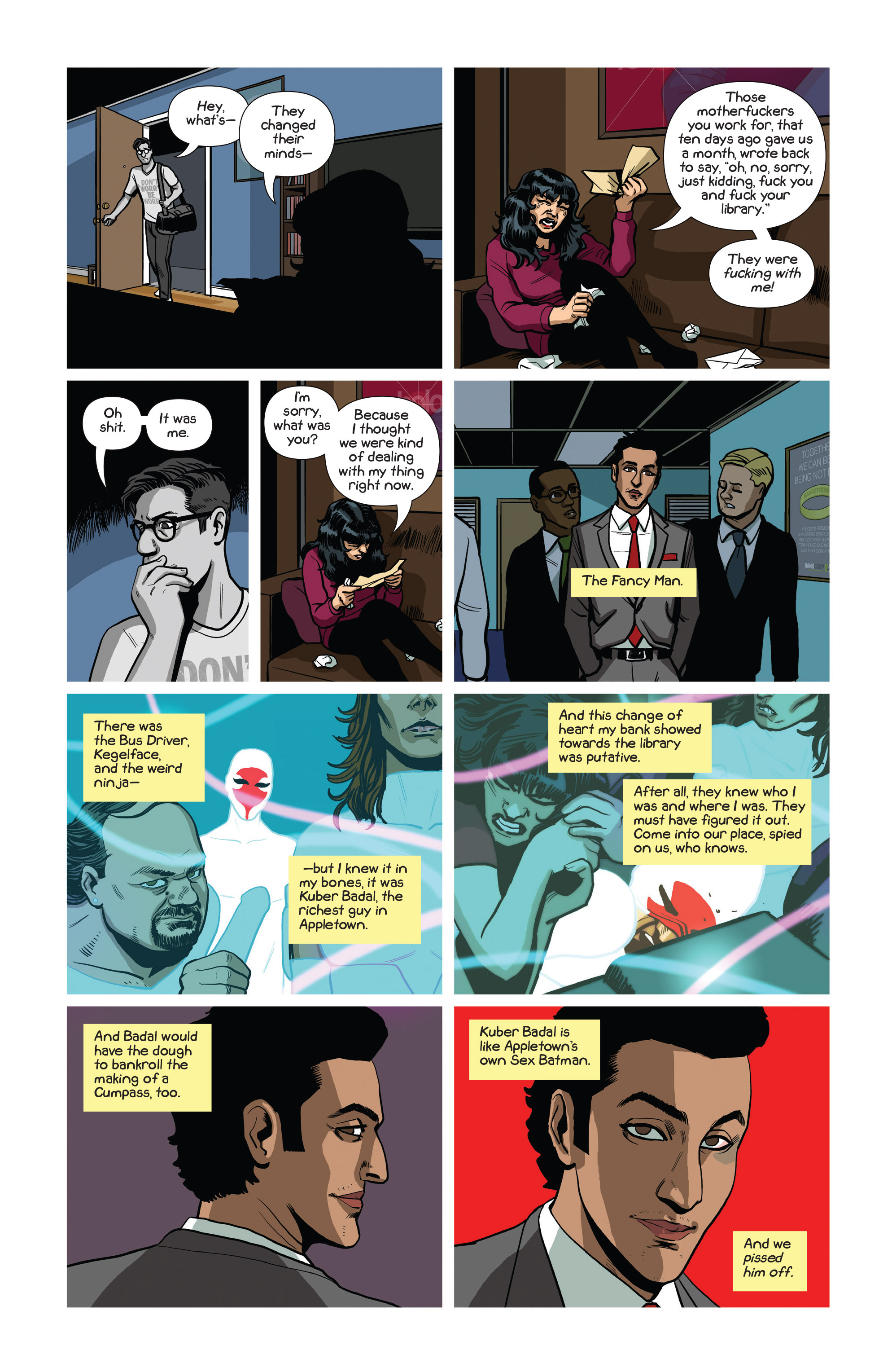 Read online Sex Criminals comic -  Issue #6 - 21