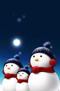Waddle Christmas Wallpaper