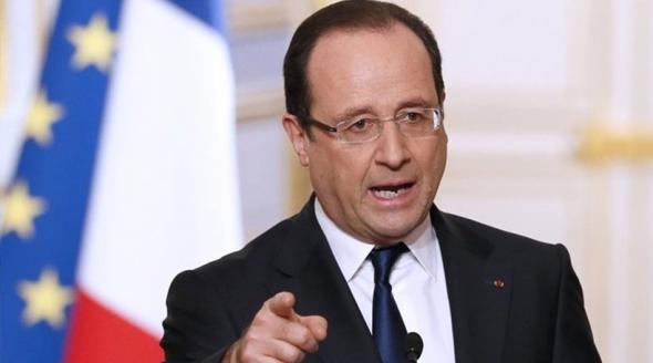 Ο Ολάντ καλεί τους Γάλλους να ενωθούν απέναντι στην τρομοκρατία