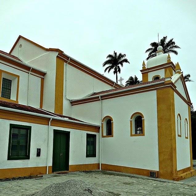 Igreja Matriz, em São José, Santa Catarina